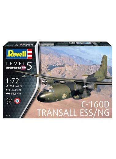Revell  Maket C-160D Transall 03916 Renkli